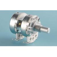 Buy cheap RC24T4RW/ P=26 24mm High Power Twin Rotary Potentiometer product
