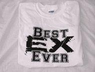 China Best Ex Ever Shirt on sale