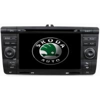 China Windows car DVD Skoda Octavia on sale