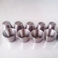 Quality Small Machined Tungsten Crucible for Sale for sale