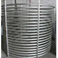Quality Gr2 Titanium Heat Exchanger Tubes in Coil for sale
