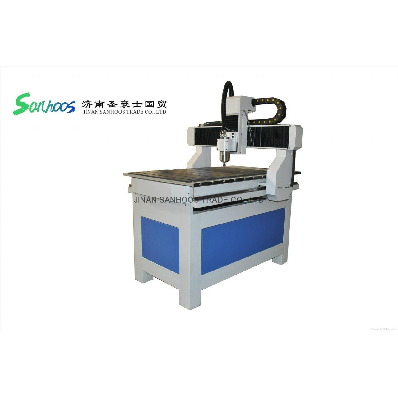 SAM Advertisement CNC Router Machine For Arcylic Cutting