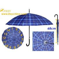 27in glof plaid umbrella