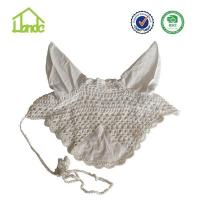 China Fly mask with crochet and ears on sale