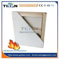 Quality Decorative Fireproof Glass MGO Board Magnesium Oxide Board Price for sale
