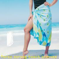 China Polyester full size pareo on sale