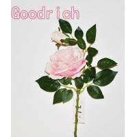 Quality GR-2331 real touch single stem rose for sale