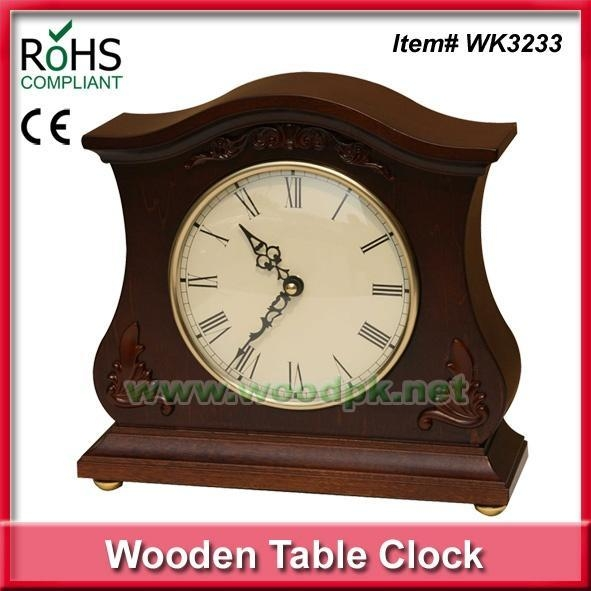Cm wooden arts crafts resin clock for sale for Arts and crafts clocks for sale