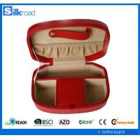 PU leather sets Leather jewelry box for sale