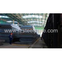 Low-alloy high-strength steel plate