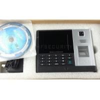 Time Attendance Device Camera Fingerprint Time Attendance And Access Control (HF-iclock900)