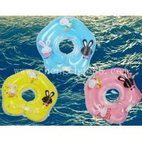 China Inflatable Swim Ring & Vest Inflatable Baby Neck Ring on sale