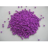 Activated Adsorbent with Potassium Permanganate