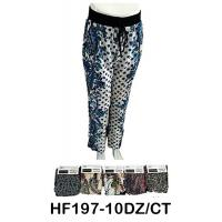 China NYC Wholesale Lady Girl Leggings Pants Flower Print Assorted Colors HF197 on sale