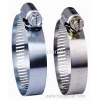 Buy cheap American Type Hose Clamps from wholesalers