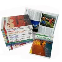 Quality Perfect Binding Full Color Softcover Book Printing for sale