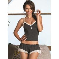 Buy cheap Flutter Away With My Heart Cami Top & Short Set from wholesalers