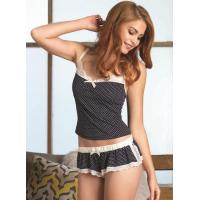 Buy cheap Polka Dot Persuasion Sexy Cami Top & Short Set from wholesalers