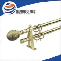Quality High Quality Double Telescopic Curtain Rod for sale