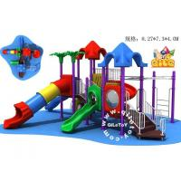 Quality QL-D055 new high quality large outdoor playground equipment sale playground outdoor for sale