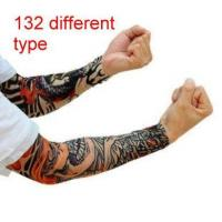 Quality 1 Pair Motorcycle Tattoo Sun Protective Sleeve for sale