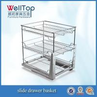 Quality NEW Stainless steel 3 layer basket for sale