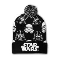 Quality STAR WARS Loungefly Star Wars: Darth Vader x Trooper Beanie for sale