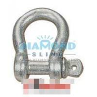 Commercial Galv. Bow Shackle European Type