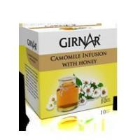Quality POT BAGS Girnar Camomile Infusion with Honey for sale
