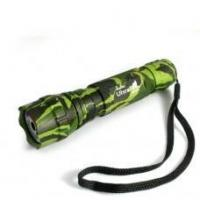 China 200mw 405nm 501B Flashlight Style Blue-violet Laser Pointer on sale