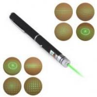 China 5 in 1(5 Patterns Green Laser Cap) 5mw 532nm Astronomy Powerful Green Laser Pointer on sale