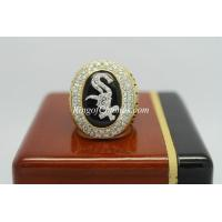 Quality 2005 Chicago White Sox World Series Championship Ring for sale
