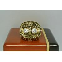 China 1975 Super Bowl X Pittsburgh Steelers Championship Ring on sale