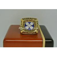 China 1984 Miami Dolphins American Football Championship Ring on sale