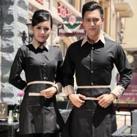 Buy cheap upgrade party bar dressy shirts work uniform for waiter waitress staff from wholesalers