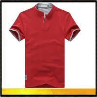 Quality Polo shirts Polyester and Cotton Polo T Shirt for sale