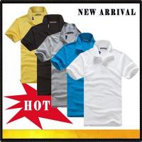 Quality Polo shirts New arrival men's polo t shirt for sale