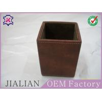 Quality Jewelry Box PU pen holder for sale