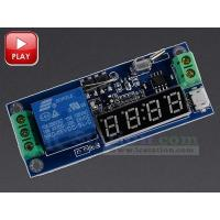 Quality ICStation STM8S003F3 Digital Timer Module with Display for sale