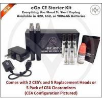 Quality eGO CE Electronic Cigarette Starter Kit for sale
