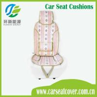 Fabric car seat cover W54