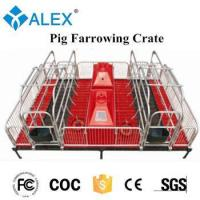 Buy cheap Pig Farrowing Crate Pig Farrowing Bed/sow obstetric table from wholesalers