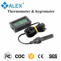 Buy cheap Digital Electronic thermometer and Hygrometer from wholesalers