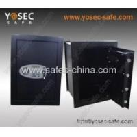 China Electronic hidden wall safe flat for Large Jewelry or Small Handgun Security on sale