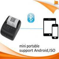 Quality 58mm Thermal Receipt Printer Bluetooth mobile phone Usb wireless Printer Adapter for sale