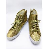 Quality 2016 Special Shoe Golden Shoe New Design Shoe Fashion Cool Shoe Very Popular In Girls for sale