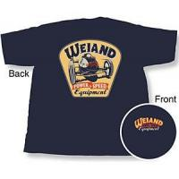 China Weiand 10002-XL - Weiand Power and Speed Retro T-Shirt on sale