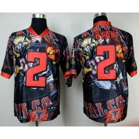 Buy cheap Nike Falcons #2 Matt Ryan Team Color Men's Stitched NFL Elite Fanatical Version Jersey from wholesalers