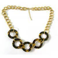 China 2014 Most Popular wholesale chunky statement necklace on sale
