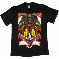Quality Iron Man Industrial Revolution T Shirt for sale
